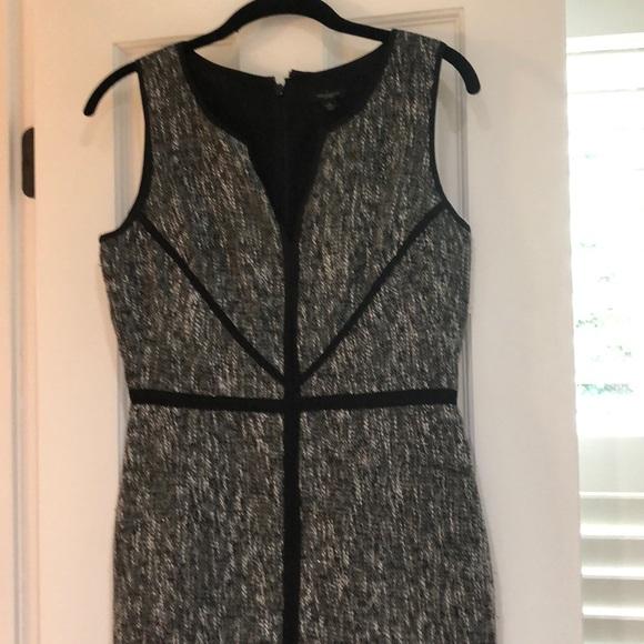 Ann Taylor Dresses & Skirts - Sleeveless wool dress, stunning